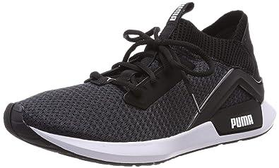 buy popular 49d70 86a0b Puma Rogue, Chaussures de Running Compétition Homme, Noir Black, 39 EU