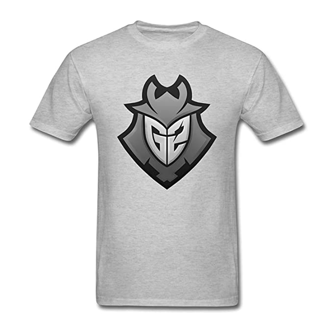 Mens G2 Esports T-Shirt S ColorName Short Sleeve XLarge: Amazon.es: Ropa y accesorios