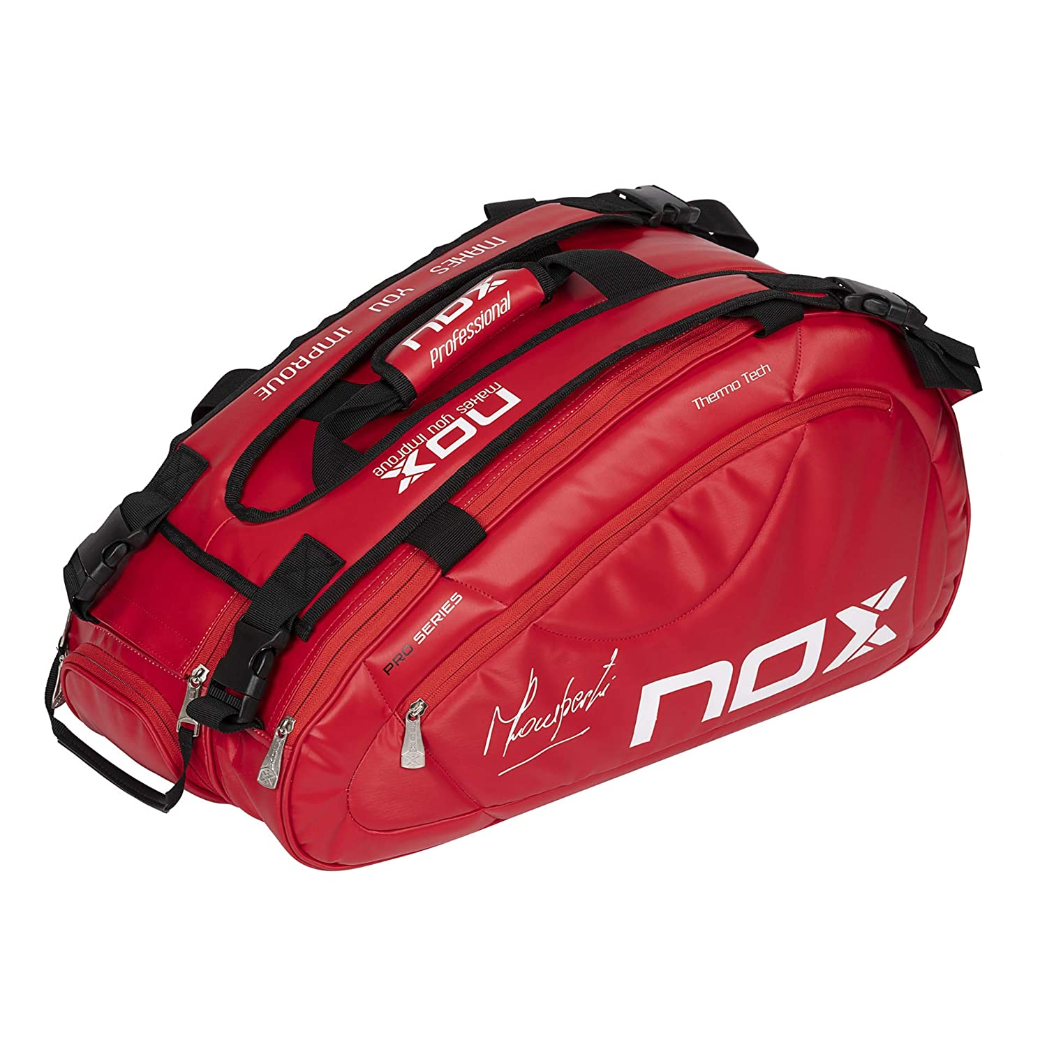 NOX Tour 2019 Rojo, Adultos Unisex, Multicolor, Talla Unica ...