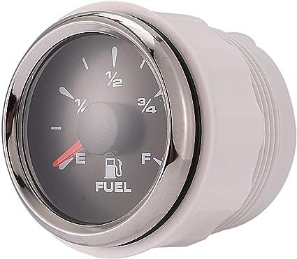 3 x jauge de niveau de carburant pour bateaux DEL capteur de niveau de