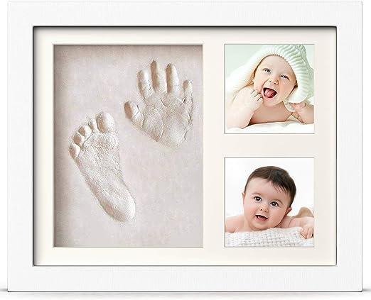 Marco para manos y pies de bebé