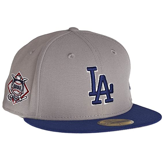 b0a830e8d263a New Era - Cappellino MLB 59Fifty Los Angeles Dodgers Reverse ...