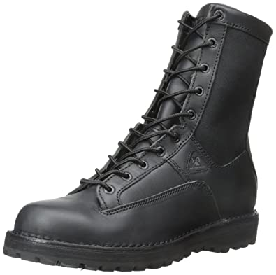 Rocky Men's 8 Inch Portland 2080 Work Boot,Black,7 ...