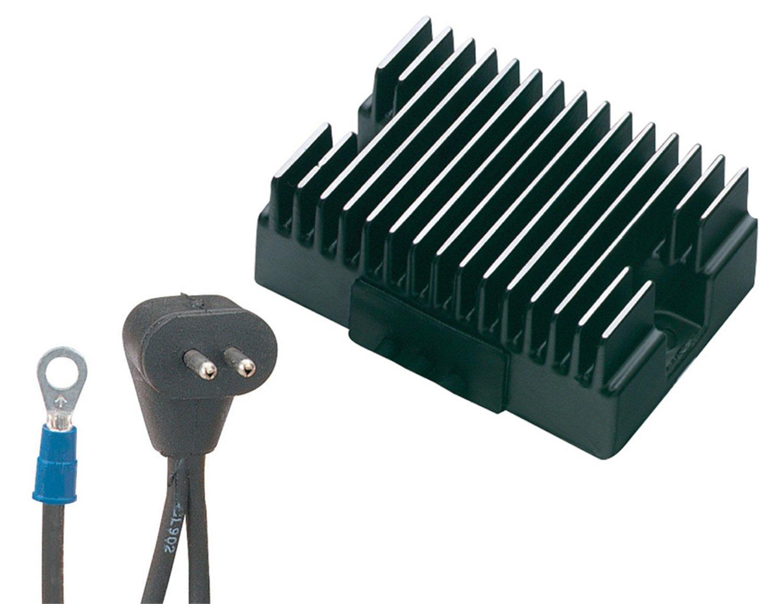 ACCEL 201118B Black Hybrid Design Voltage Regulator