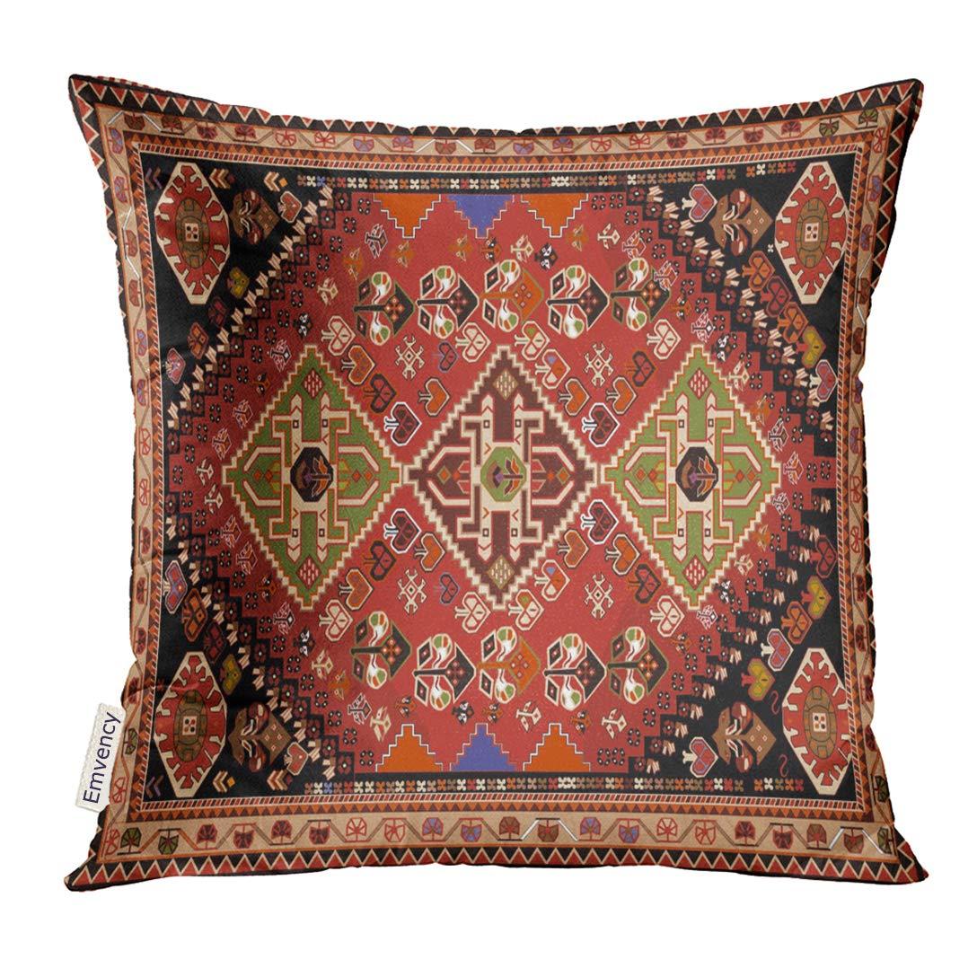 Amazon.com: Golee - Funda de almohada de estilo persa ...