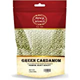 Spicy World Green Cardamom Pods 3.5oz (100g) - Natural Spice - By Spicy World