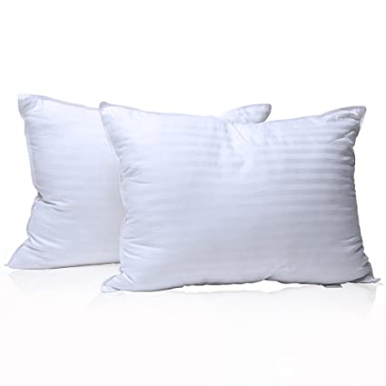 Milddreams Pillows for sleeping 2 pack - Pillows Queen size 20x30 inch \u2013 Set of 2