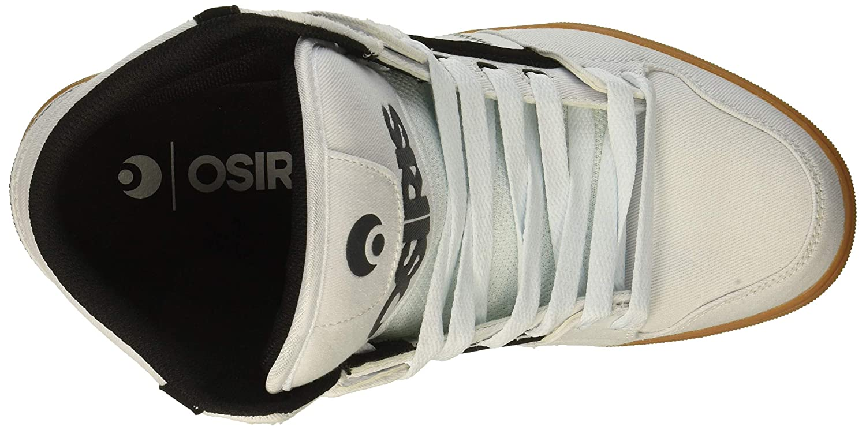 Osiris Men's Clone Skate schuhe, Weiß Charcoal Gum, 14 M M M US B078W57BPN  ad9947