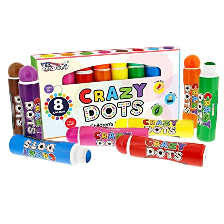 No Mess Coloring For Toddlers How Do Crayola Mess Free Markers ...