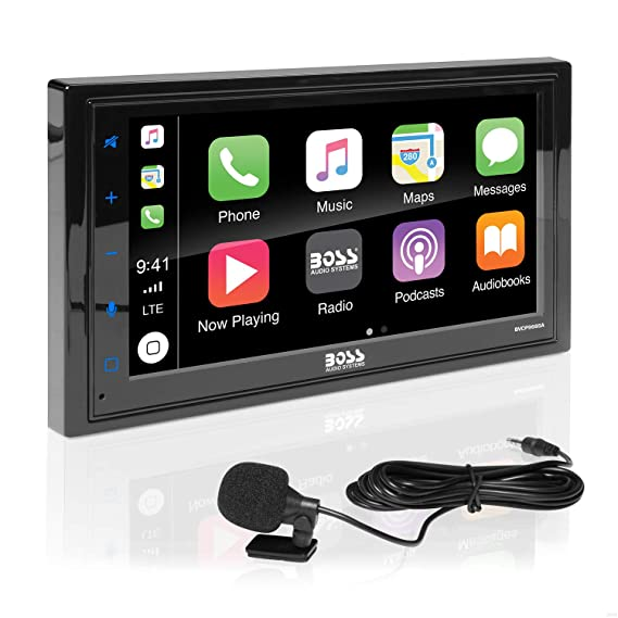 Amazon Com Boss Audio Bvcp9685a Car Multimedia Player With Apple