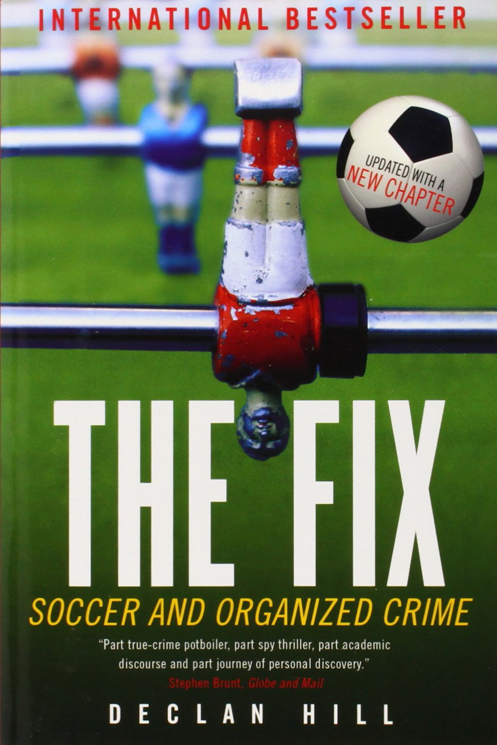 Fix Soccer Organized Crime product image