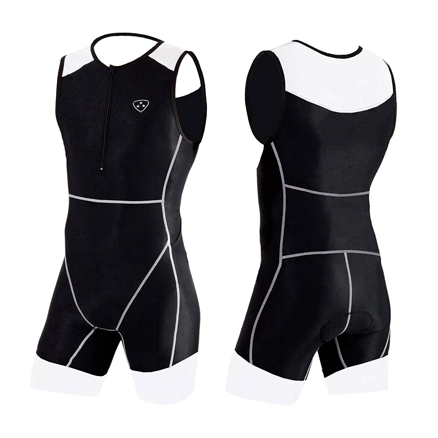 Herren Triathlonanzug Tri Suit XL) hera international