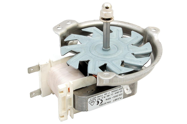 Beko Belling Blomberg Flavel Lamona Leisure New World Stoves Oven Fan Motor - Genuine part number 264100004