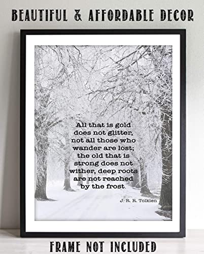 com j r r tolkien quotes all that is gold does not