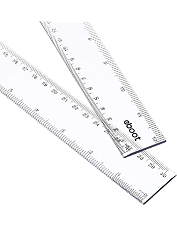 Initiative 1pc Rule 12cm Measuring Tool Wooden Pencil Shape Ruler Drawing Template Ruler Student Stencil Rule Stationery Supplies Office & School Supplies