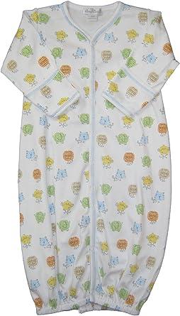 Kissy Kissy Baby-Boys Infant Safari Smiles Print Pajamas Playsuit