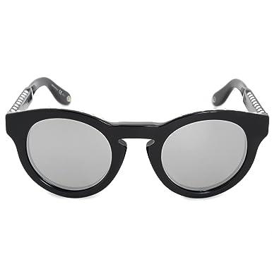 46fb55bd1 Amazon.com: Givenchy Women's 7007/S Black/Silver Mirror: Givenchy ...
