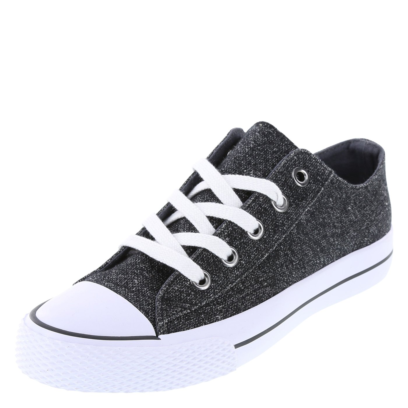 Airwalk Dark Grey Jersey Women's Legacee Sneaker 8.5 Regular