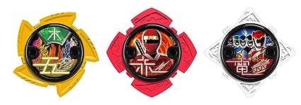 Amazon.com: Power Rangers Ninja Acero Ninja Power Star ...