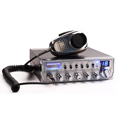 Superstar SS-36HP3 60+ Watt AM 10 Meter Mobile Amateur Transceiver: Automotive