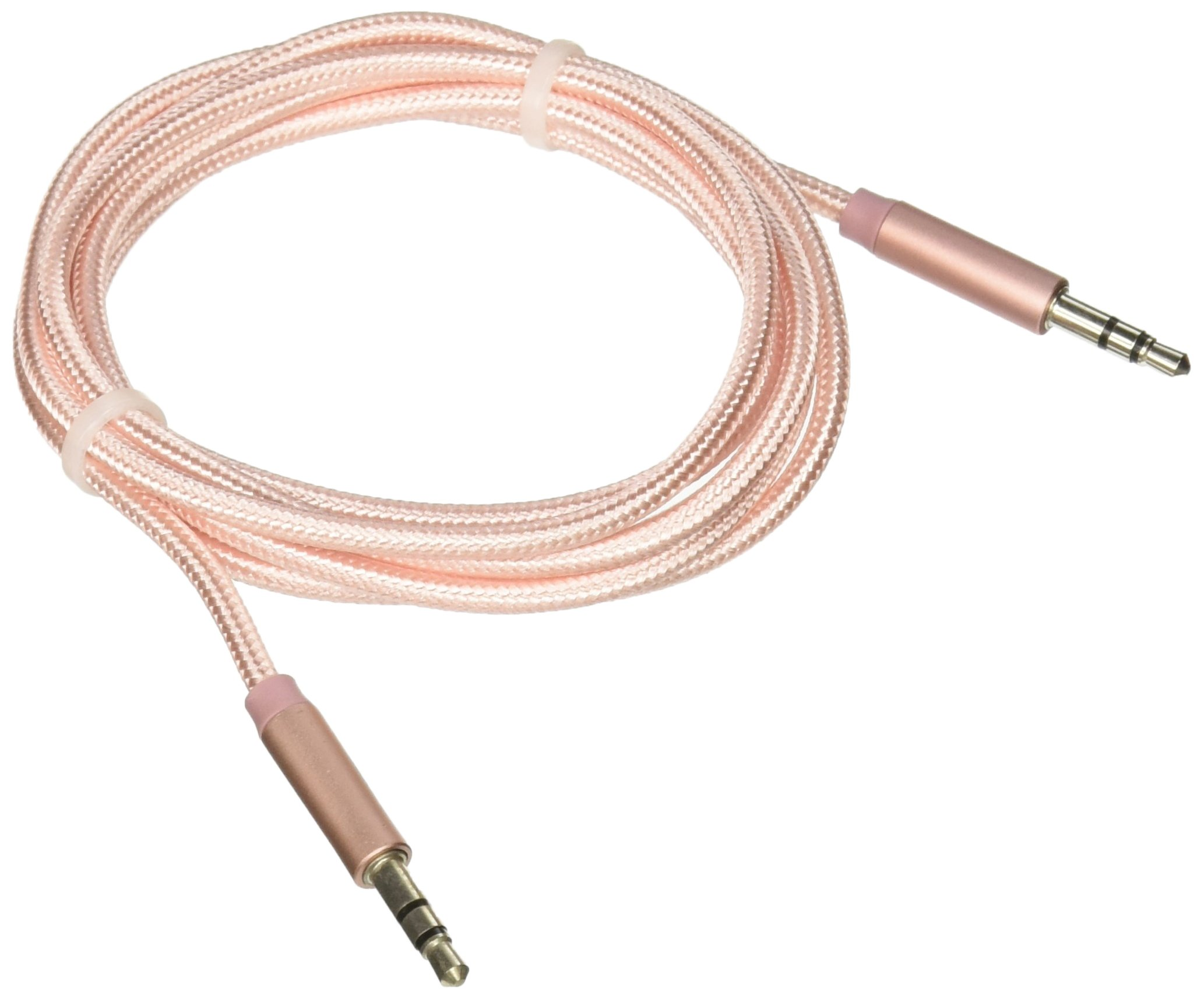 iHome Other Cable for Universal/Smartphones - ROSE GOLD