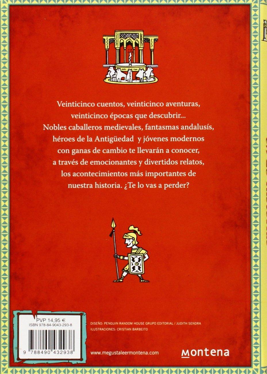 La historia de España en 25 historias No ficción ilustrados: Amazon.es:  Javier Alonso López: Libros