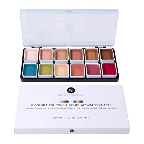 Amazon.com: Narrative Cosmetics paleta de maquillaje ...
