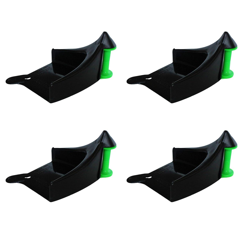 2 Pack, Black 2 The Detail Guardz Detail Guardz Car Hose Guide