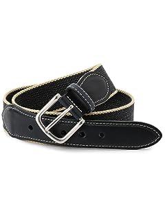 Solid Surcingle Belt 118-13-1135: Navy