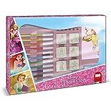 Multiprint Disney Princesses Rubber Stamp Big Box (Set of Seven)