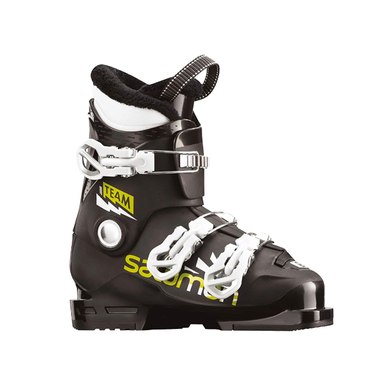 Salomon Alp. Boots Team T3 BlackAcid Green: