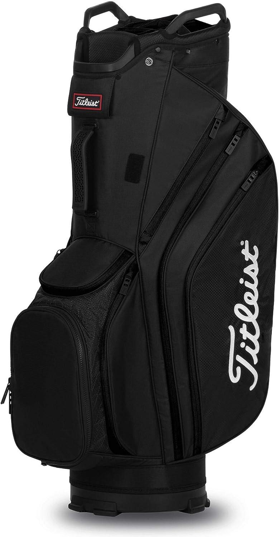 Titleist Cart 14 Lightweight Golf Bag - Black, TB20CT6-0