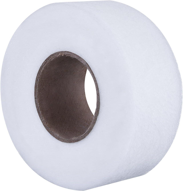 Stoff Fusing Tape Adhesive Hem Tape B/ügeleisen Klebeband Klebstoff Saum Band auf je 27 Yards 1 Zoll 2 St/ück