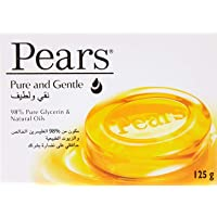 Pears Pure and Gentle Soap, 125 gm