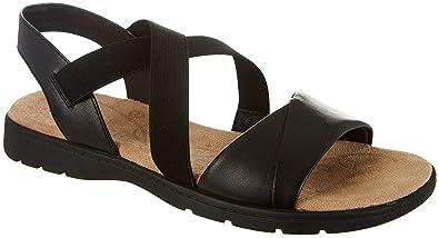8b918fe067b Wear Ever by Bare Traps Hesper Sandals 6.5 Black