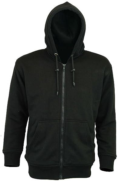 Chaqueta de motero con capucha, estilo casual, forro de Kevlar®, gran protecció