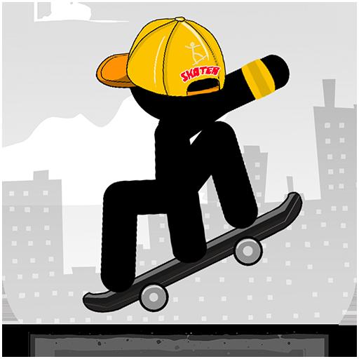 Stickman Skate : 360 Epic City