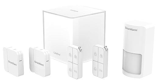 184 opinioni per iSmart Alarm Sistema di Sicurezza Domestico, Wireless, Modulabile con App per