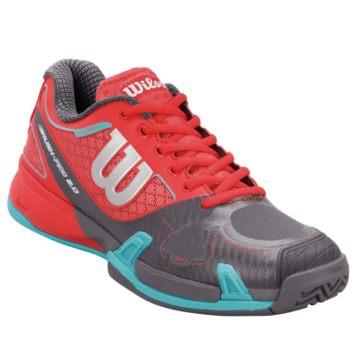 Wilson Unisex-Erwachsene Rush Pro 2.0 W Tennisschuhe: Amazon.de: Schuhe &  Handtaschen