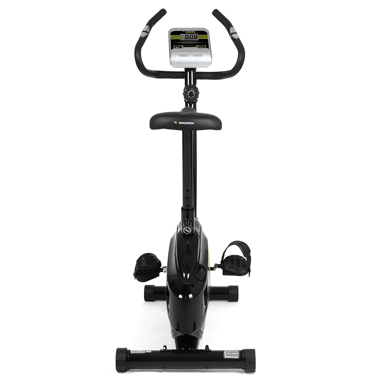 possibilità credenza allievo  Cyclette Macchine per training aerobico Diadora Swing Evo Nero 85 x 48 x  122 cm acaoparamita.com.br