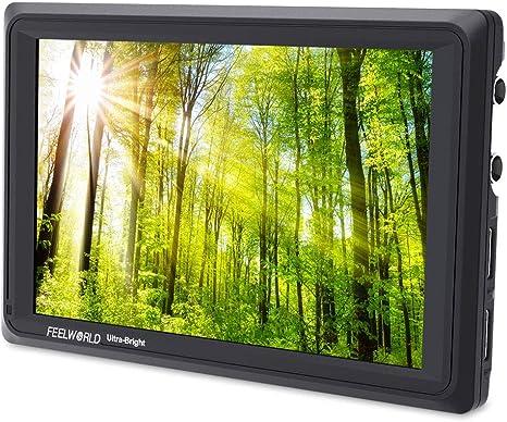 FEELWORLD FW279S - Monitor de Campo para cámara réflex Digital de ...