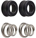 Fit Delta RP4993 Spring and Seal, 2-set Pack- By