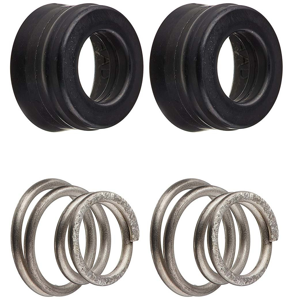 Fit Delta RP4993 Spring and Seal, 2-set Pack- By Plumb USA