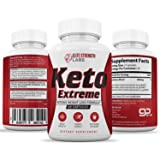Keto Extreme- Ketosis weight loss formula- Burn Fat Fast & Lose Unwanted Pounds - Weight Loss Supplements for Women & Men - Appetite Suppressant - Ketogenic Formula with BHB - 60 Capsules