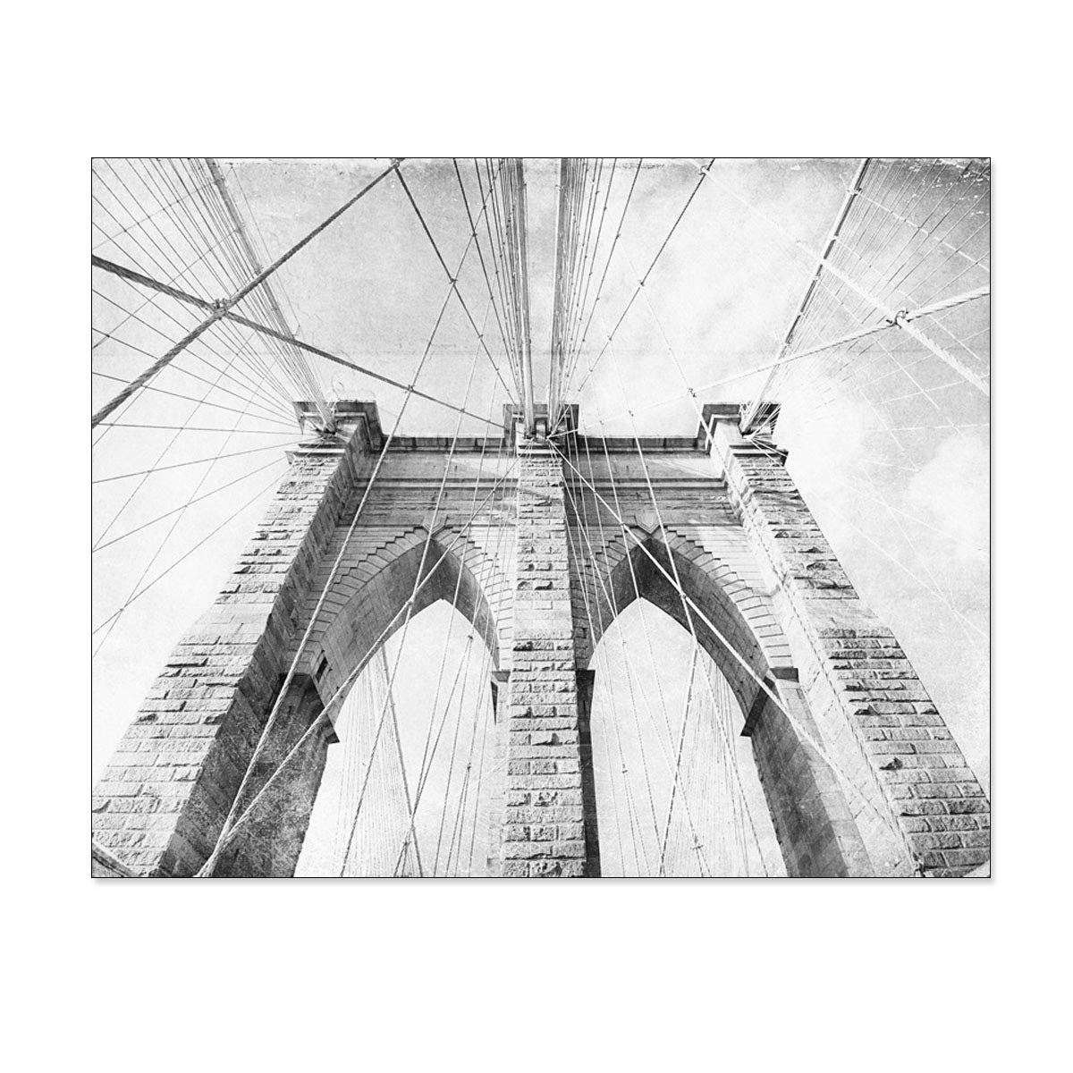 Brooklyn Bridge Architecture Beaufiful 8x10 Photo Print Art Wall Decor A902