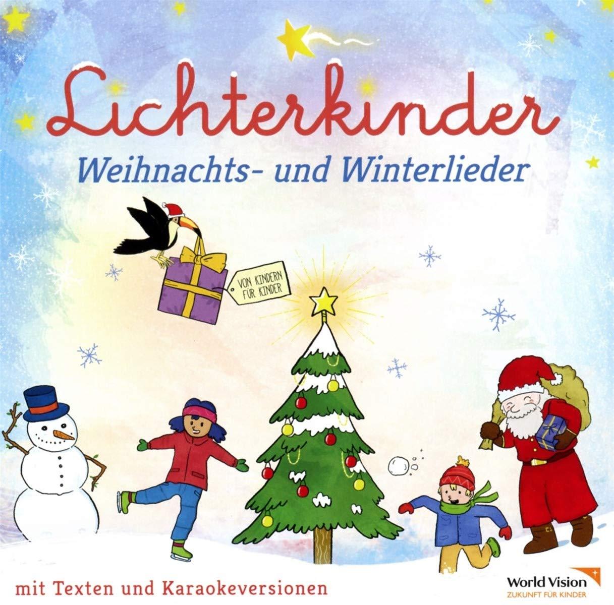 Neue Weihnachtslieder Für Kindergartenkinder.Weihnachts Und Winterlieder Für Kinder Inkl Kling Glöckchen Wunschzettel Und Danke Mama
