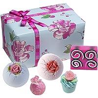 Bomb Cosmetics Wat in Anjer Handgemaakte Verpakt Bad & Body Gift Pack, Bevat 5-delig, 500g