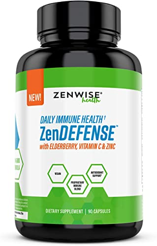 Daily Immune System Defense Supplement