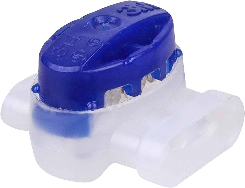 Worx WA0198 Conector para Landroid waterproof (5uds), Azul