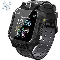 PTHTECHUS Reloj Inteligente Niño de Podómetro, Impermeable Smartwatch Niños con 14 Juegos SOS Llamada MúSica Linterna…